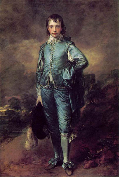 Blue boy, 1770, Gainsborough Thomas, Art Huntington Collection, San Marino, CA paintings to artist of ArtRussia